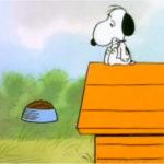 Snoopy, um beagle